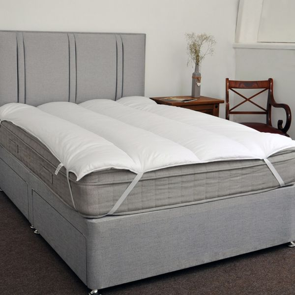 Magnetic Therapy Mattress Topper Believed to Relieve Discomfort During Sleep
