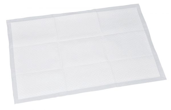Disposable Bed Pads 60 x 60cm - 600ml Absorbency